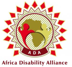 Africa Disability Alliance Logo