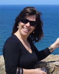 Researcher Paula Pinto