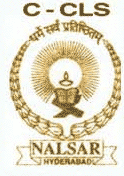 nalsar hyderabad logo