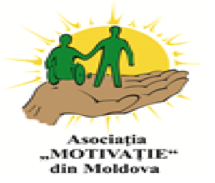 Motivate Moldovia Association logo