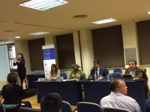 DRPI Latin America Regional Officer speaks on a panel at the Advancement of ...</li><li><a href=